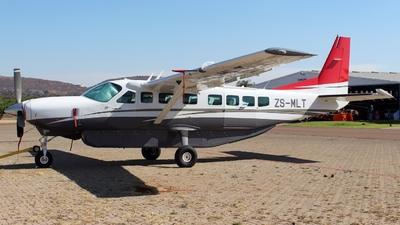 ZS-MLT - Cessna 208B Grand Caravan EX - Private