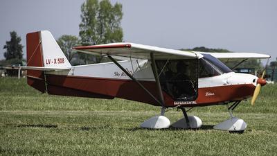 LV-X508 - Sky Ranger V - Private