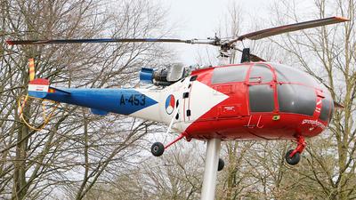 A-453 - Sud-Est SE.3160 Alouette III - Netherlands - Royal Air Force