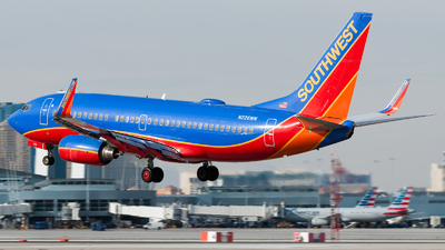 N226WN - Boeing 737-7H4 - Southwest Airlines