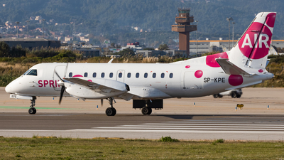 SP-KPE - Saab 340A - SprintAir