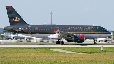 JY-AYZ - Airbus A319-111 - Royal Jordanian
