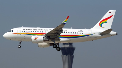 D-AVWD - Airbus A319-115 - Tibet Airlines