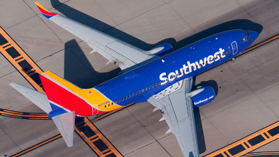 N205WN - Boeing 737-7H4 - Southwest Airlines
