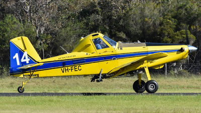 VH-FEC - Air Tractor AT-504 - Dunn Aviation