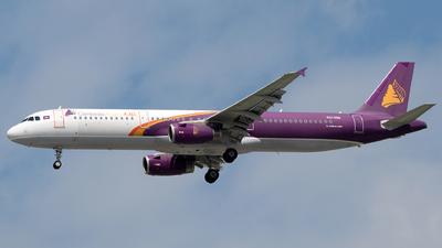 XU-350 - Airbus A321-231 - Cambodia Angkor Air
