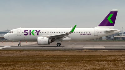 CC-AZT - Airbus A320-251N - Sky Airline