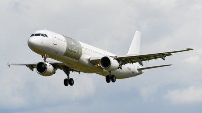 N322WS - Airbus A321-211(PCF) - Untitled
