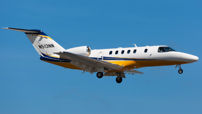 N513NN - Cessna 525 Citation CJ4 - Private
