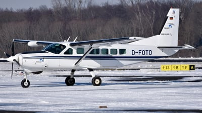 D-FOTO - Cessna 208 Caravan - Private