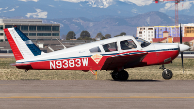 N9383W - Piper PA-28-235 Cherokee C - Private