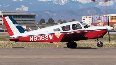 A picture of N9383W - Piper PA28235 - [2811076] - © HA-KLS