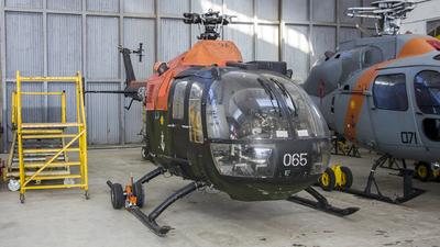 065 - MBB Bo105P1 - Uruguay - Navy