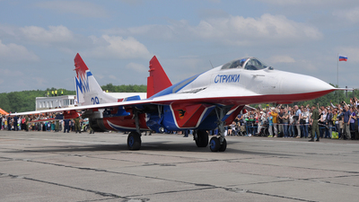 29 - Mikoyan-Gurevich MiG-29 Fulcrum - Russia - Air Force