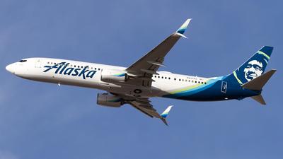 N413AS - Boeing 737-990ER - Alaska Airlines