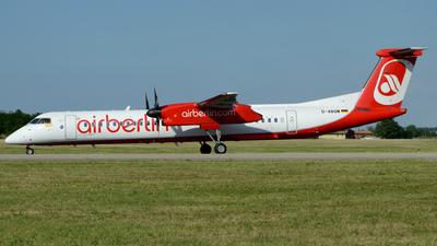 D-ABQM - Bombardier Dash 8-Q402 - Air Berlin (LGW Luftfahrtgesellschaft Walter)