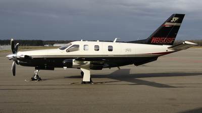 N850SF - Socata TBM-850 - Private