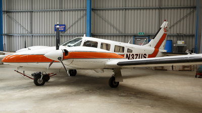A picture of N37US - Piper PA34200T - [348070111] - © Thimo van Dijk