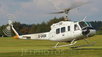 G-UHGB - Bell 205A-1 - Private