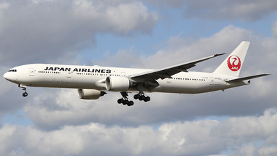 JA736J - Boeing 777-346ER - Japan Airlines (JAL)