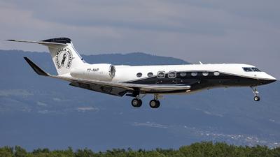 T7-NAP - Gulfstream G650ER - Poonawalla Aviation