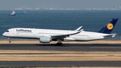 D-AIXC - Airbus A350-941 - Lufthansa