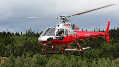 N143TH - Eurocopter AS 350B2 Ecureuil - Temsco Helicopters
