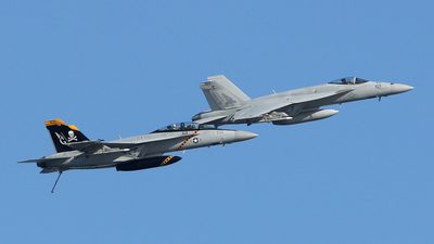 168907 - Boeing F/A-18E Super Hornet - United States - US Navy (USN)