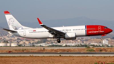A picture of LNDYN - Boeing 7378JP - [39006] - © Jero Vida