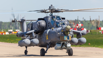 RF-95321 - Mil Mi-28N Havoc - Russia - Air Force