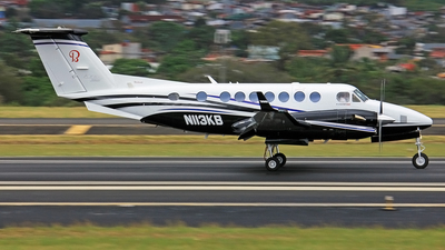 N113KB - Beechcraft B300 King Air 350i - Private