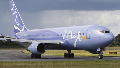 N260MY - Boeing 767-205(ER) - MAXjet Airways