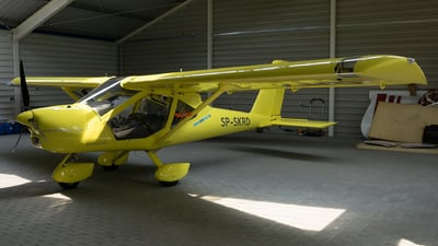 SP-SKRD - Aeroprakt A-32L - Private