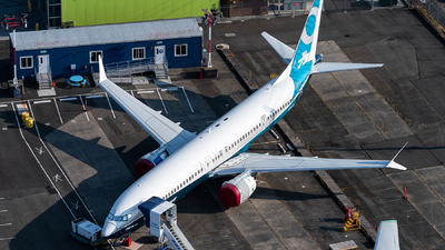 A picture of N7379E - Boeing 737 MAX 9 - Boeing - © bill wang