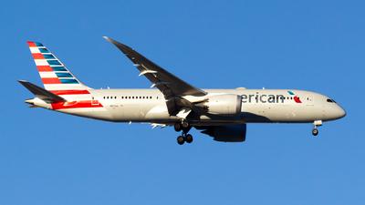 N814AA - Boeing 787-8 Dreamliner - American Airlines