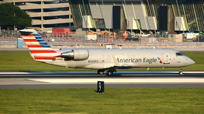 N209PS - Bombardier CRJ-200ER - American Eagle (PSA Airlines)