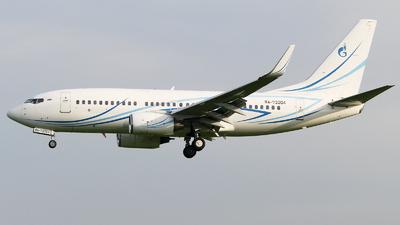 A picture of RA73004 - Boeing 73776N - Gazpromavia - © Mikhail Tkachuk