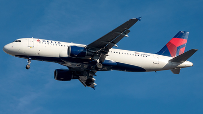 A picture of N332NW - Airbus A320211 - Delta Air Lines - © Yan777