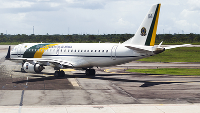 FAB2590 - Embraer VC-2 - Brazil - Air Force