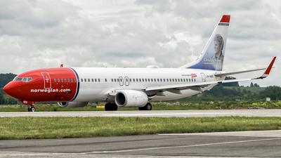 LN-NID - Boeing 737-8JP - Norwegian