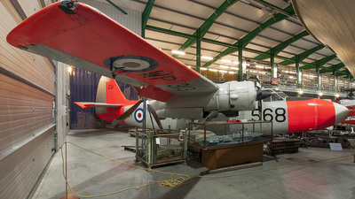 WP313 - Percival Sea Prince T.1 - United Kingdom - Royal Navy