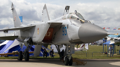 93 - Mikoyan-Gurevich MiG-31BM Foxhound - Russia - Air Force