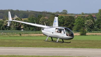 OK-JIZ - Robinson R44 Raven II - LPS - Letecké Práce a Služby