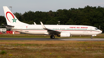 CN-RNW - Boeing 737-8B6 - Royal Air Maroc (RAM)