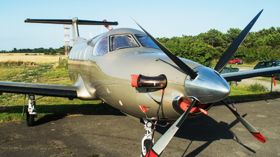LX-JFI - Pilatus PC-12/45 - Jetfly Aviation