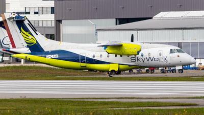 D-CAAI - Dornier Do-328-100 - Sky Work Airlines