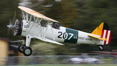 A picture of N54565 - BoeingStearman Model 75 - [751057] - © dakl-photography