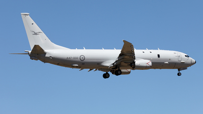 A47-002 - Boeing P-8A Poseidon - Australia - Royal Australian Air Force (RAAF)