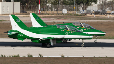 8819 - British Aerospace Hawk Mk.65A - Saudi Arabia - Air Force