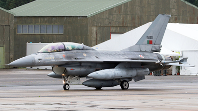 15120 - Lockheed Martin F-16BM Fighting Falcon - Portugal - Air Force